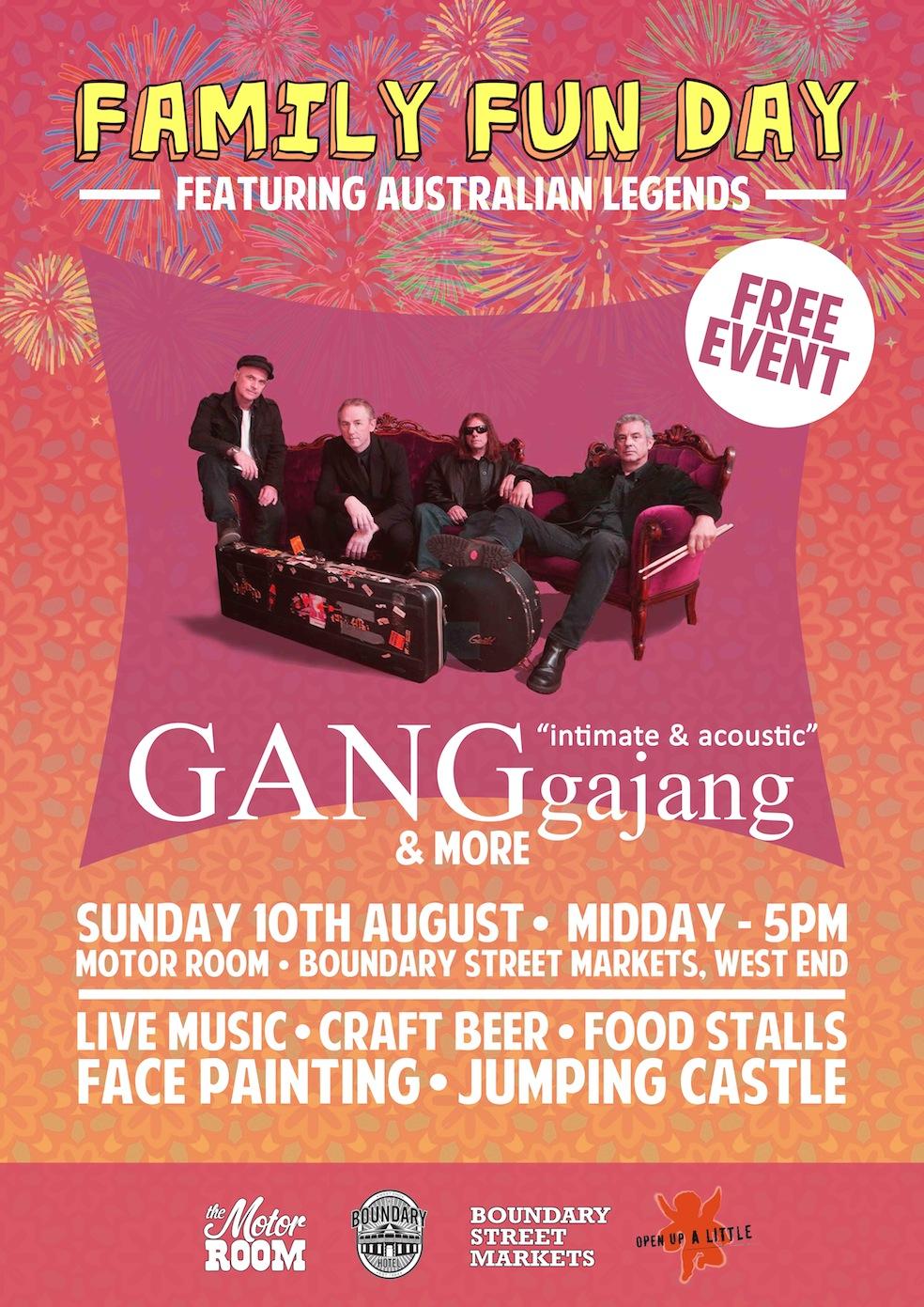 Ganggajang Family Fun