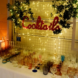 Cocktail Station - Glasses for Hire