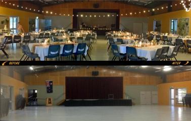 DIY wedding support