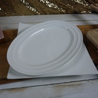 Various Serving Plates