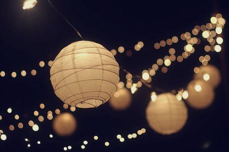 fairy lights, festoons & lantern hire