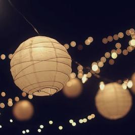 Lg Lanterns $4ea