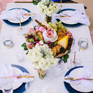 Luxe Picnic Styling