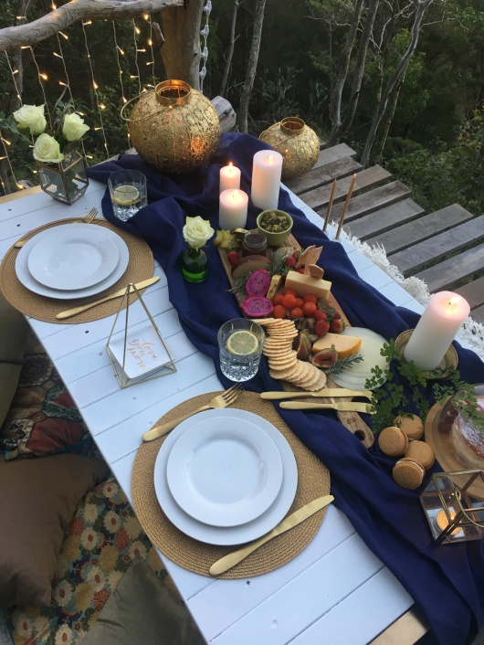 luxury picnic