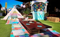Kids Tipi Zone
