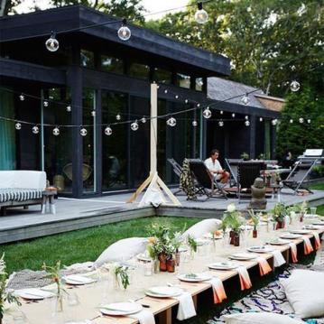 backyard-festoon-picnic not mine