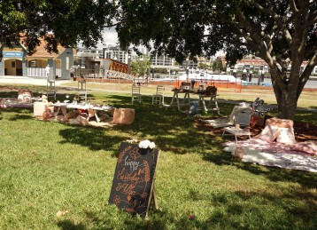 Kids Party Picnic Brisbane