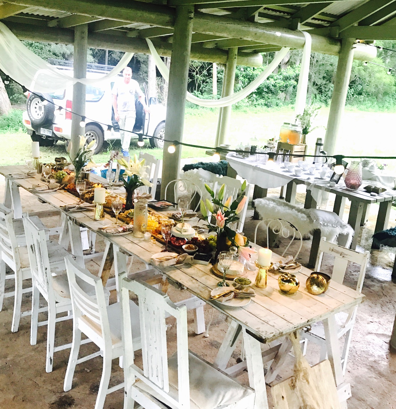 Luxury Picnic Event Heart Heart Events