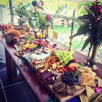 Luxury Grazing Table