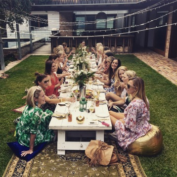 Boho Picnic Brisbane Pop Up Picnic