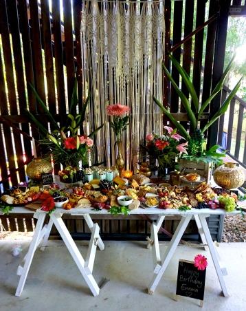 Brisbane Birthday Grazing Table