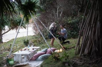 Byron Bay Proposal Picnic