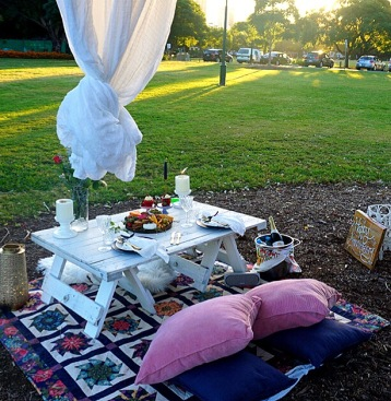 Anniversary Picnic Brisbane
