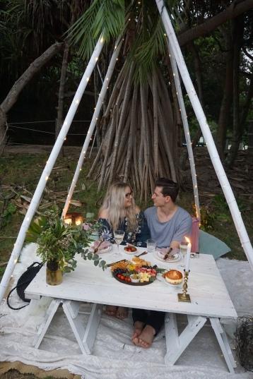 Romantic Picnic Brisbane_Byron Bay