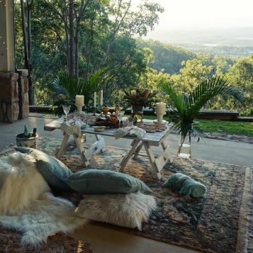 Luxury Picnic Proposal Brisbane