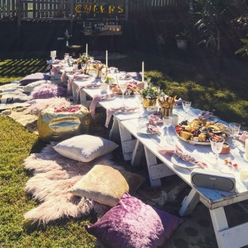 Boho Brisbane Pop Up Picnic