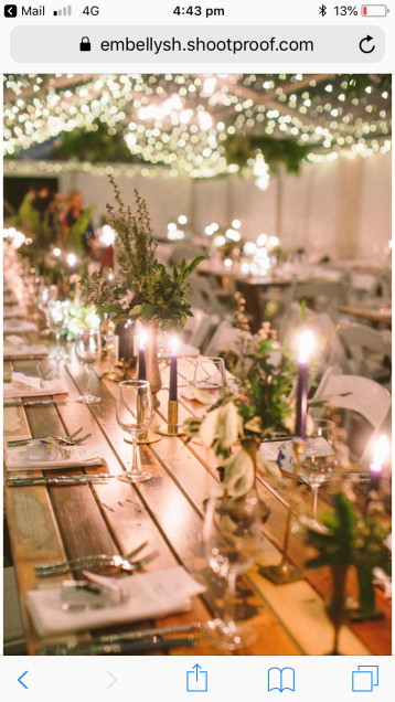 Boho Table Stlying