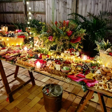 21st Birthday Grazing Table Brisbane