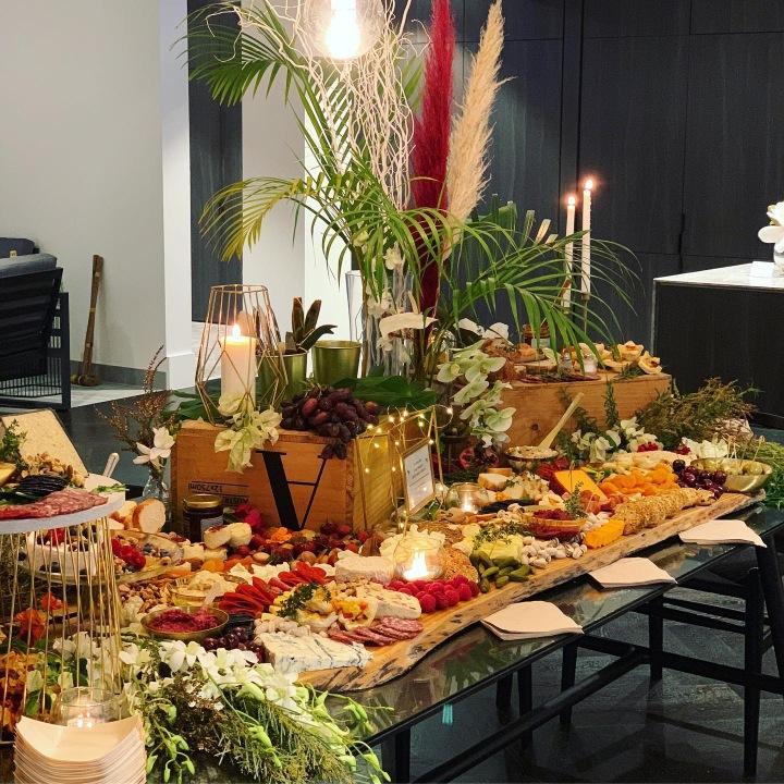 Brisbane Luxury Grazing Table