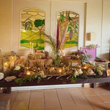 Wedding Grazing Table Samford Brisbane