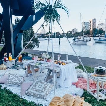 Brisbane River Picnic Deluxe