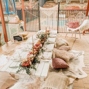 Catered Picnic Brisbane Boho